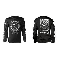 Marduk - Frontschwein (Black) - Long Sleeve (Homme)