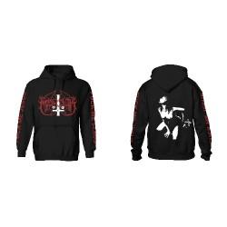 Marduk - Fuck Me Jesus (Black) - Hooded Sweat Shirt (Homme)