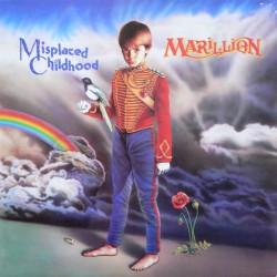 Marillion - Misplaced Childhood - LP Gatefold