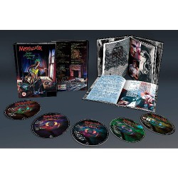 Marillion - Script For A Jester's Tear [Deluxe Edition] - 4CD + Blu-ray A5 digibook