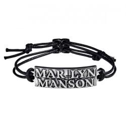 Marilyn Manson - Logo - Bracelet