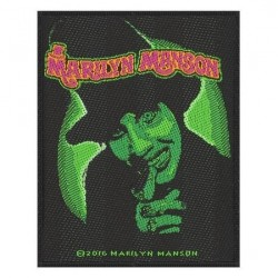 Marilyn Manson - Smells Like Children - Patch