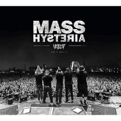 Mass Hysteria - Hellfest - CD + BLU-RAY Digipak