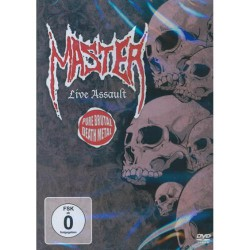Master - Live Assault - DVD
