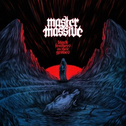Master Massive - Black Feathers On Their Graves - CD DIGIPAK