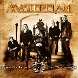 Masterplan - Far From The End Of The World - Maxi single CD