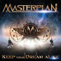 Masterplan - Keep Your Dream Alive - CD + BLU-RAY Digipak