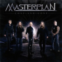 Masterplan - Lost and gone - CD EP