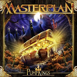 Masterplan - PumpKings - CD DIGIPAK