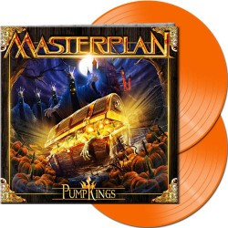 Masterplan - PumpKings - DOUBLE LP GATEFOLD COLOURED
