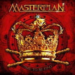 Masterplan - Time To Be King - CD