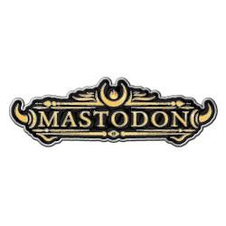 Mastodon - Logo - METAL PIN