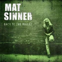 Mat Sinner - Back to the Bullet - CD