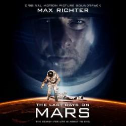 Max Richter - The Last Days On Mars - CD DIGIPAK