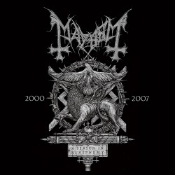 Mayhem - A Season In Blasphemy - 3CD BOX