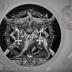 Mayhem - A Season In Blasphemy - SLIPMAT