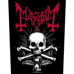 Mayhem - Alpha Omega Daemon - BACKPATCH
