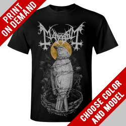 Mayhem - Ante Bellum - Print on demand