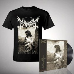 Mayhem - Bundle 3 - LP gatefold + T-shirt bundle (Homme)