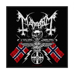 Mayhem - Coat Of Arms - Patch
