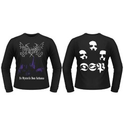 Mayhem - De Mysteriis Dom Sathanas - Long Sleeve (Men)