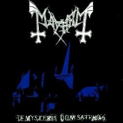 Mayhem - De Mysteriis Dom Sathanas - LP Gatefold