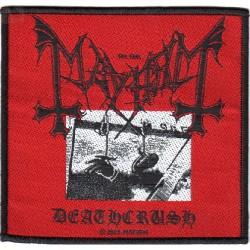 Mayhem - Deathcrush - Patch