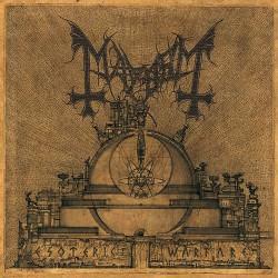 Mayhem - Esoteric Warfare - CD
