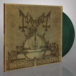Mayhem - Esoteric Warfare - DOUBLE LP GATEFOLD COLOURED