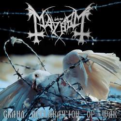 Mayhem - Grand Declaration of War [2014 reissue] - DOUBLE CD
