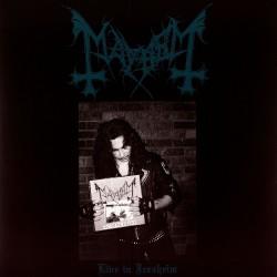 Mayhem - Live In Jessheim - CD + DVD