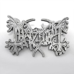 Mayhem - Logo - METAL PIN