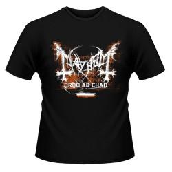 Mayhem - Ordo Ad Chao 2014 - T-shirt (Homme)