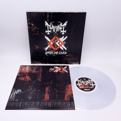 Mayhem - Ordo Ad Chao - LP Gatefold Coloured + Digital