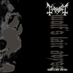 Mayhem - Wolf's Lair Abyss - CD