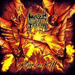 Maze Of Terror - Ready To Kill - CD