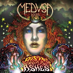 Medusa 1975 - Rising From The Ashes - CD DIGISLEEVE