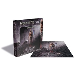 Megadeth - Countdown To Extinction - Puzzle