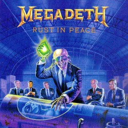 Megadeth - Rust In Peace - CD
