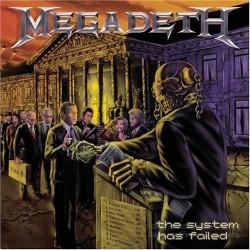 Megadeth - The System Has Failed - LP