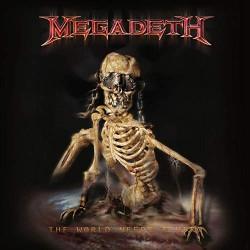 Megadeth - The World Needs A Hero - CD DIGIPAK