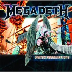 Megadeth - United Abominations - CD DIGIPAK
