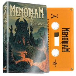 Memoriam - Requiem For Mankind - CASSETTE