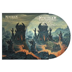 Memoriam - Requiem For Mankind - LP Picture Gatefold