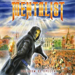 Mentalist - Freedom Of Speech - CD