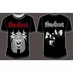 Merciless - Viking Skull - T-shirt (Men)