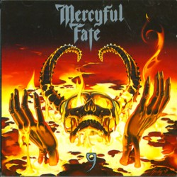 Mercyful Fate - 9 - LP