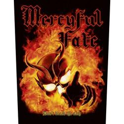 Mercyful Fate - Don't Break The Oath - BACKPATCH