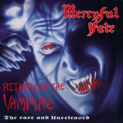 Mercyful Fate - Return Of The Vampire - CD DIGIPAK