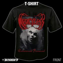Mercyless - Coloured Funeral - T-shirt (Men)